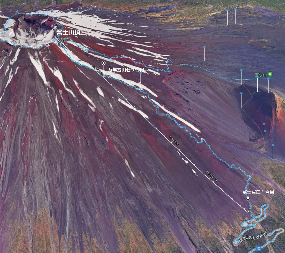 【ニコ生】ライブ配信者か?富士山で滑落遺体見つかる 7合目付近、損傷激しく性別不明★18 YouTube動画>16本 ->画像>38枚